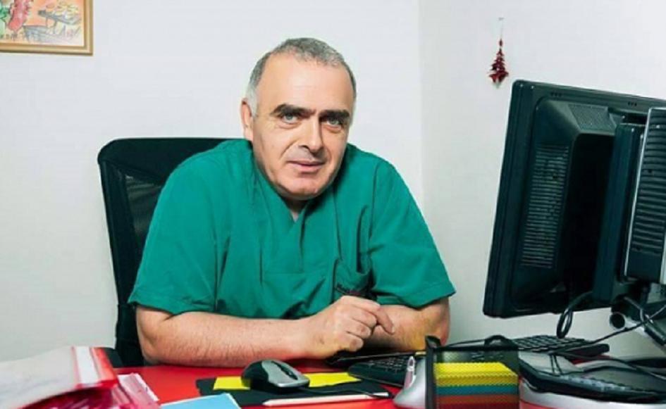 Vaja Gaprindashvili Доктор Важа Доктор Важа
