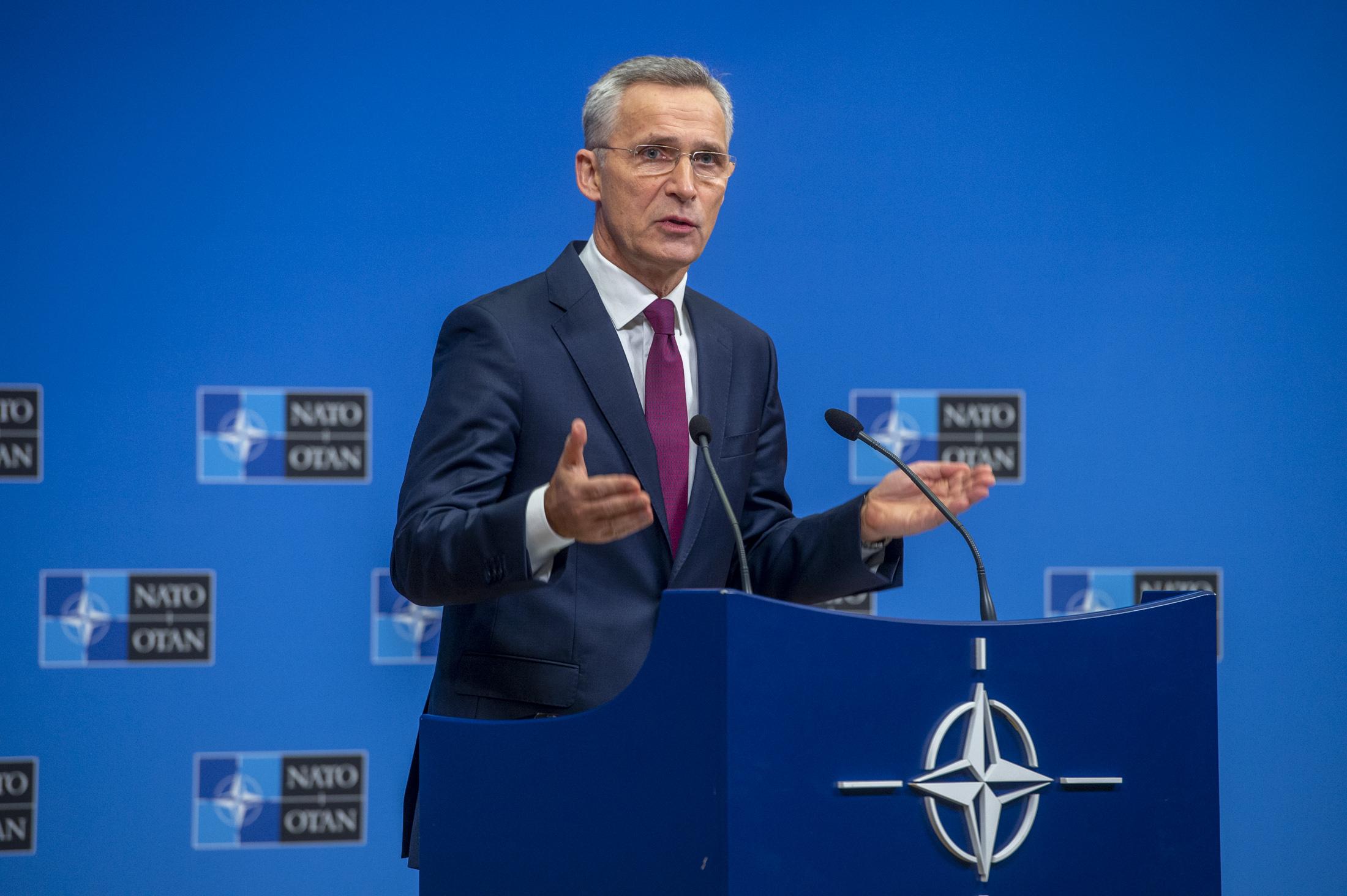 NATO Stolteberg #новости брюссель, Грузия, НАТО, Североатлантический альянс, Столтенберг