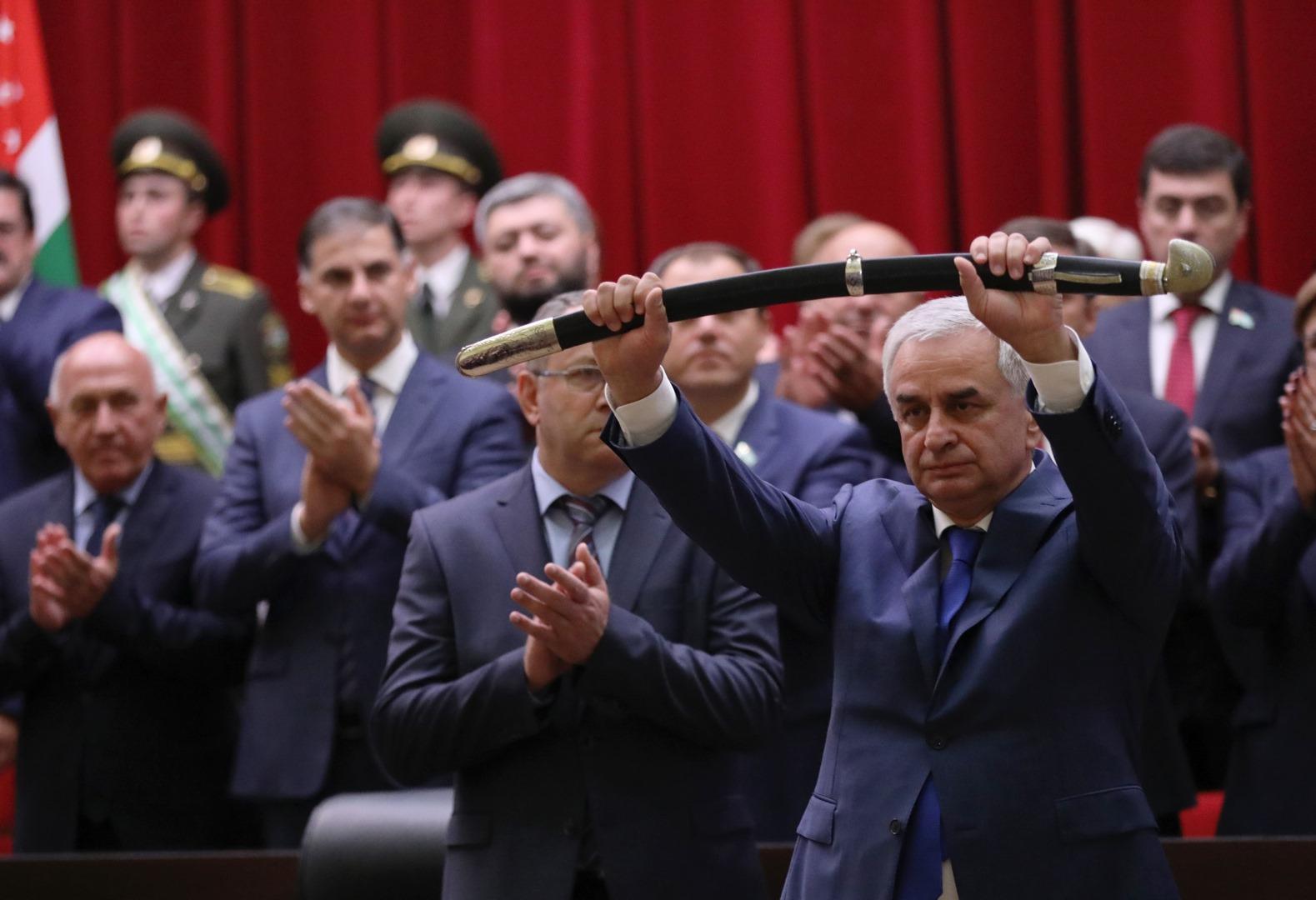 Raul Khajimba 8 #новости Абхазия, Рауль Хаджимба