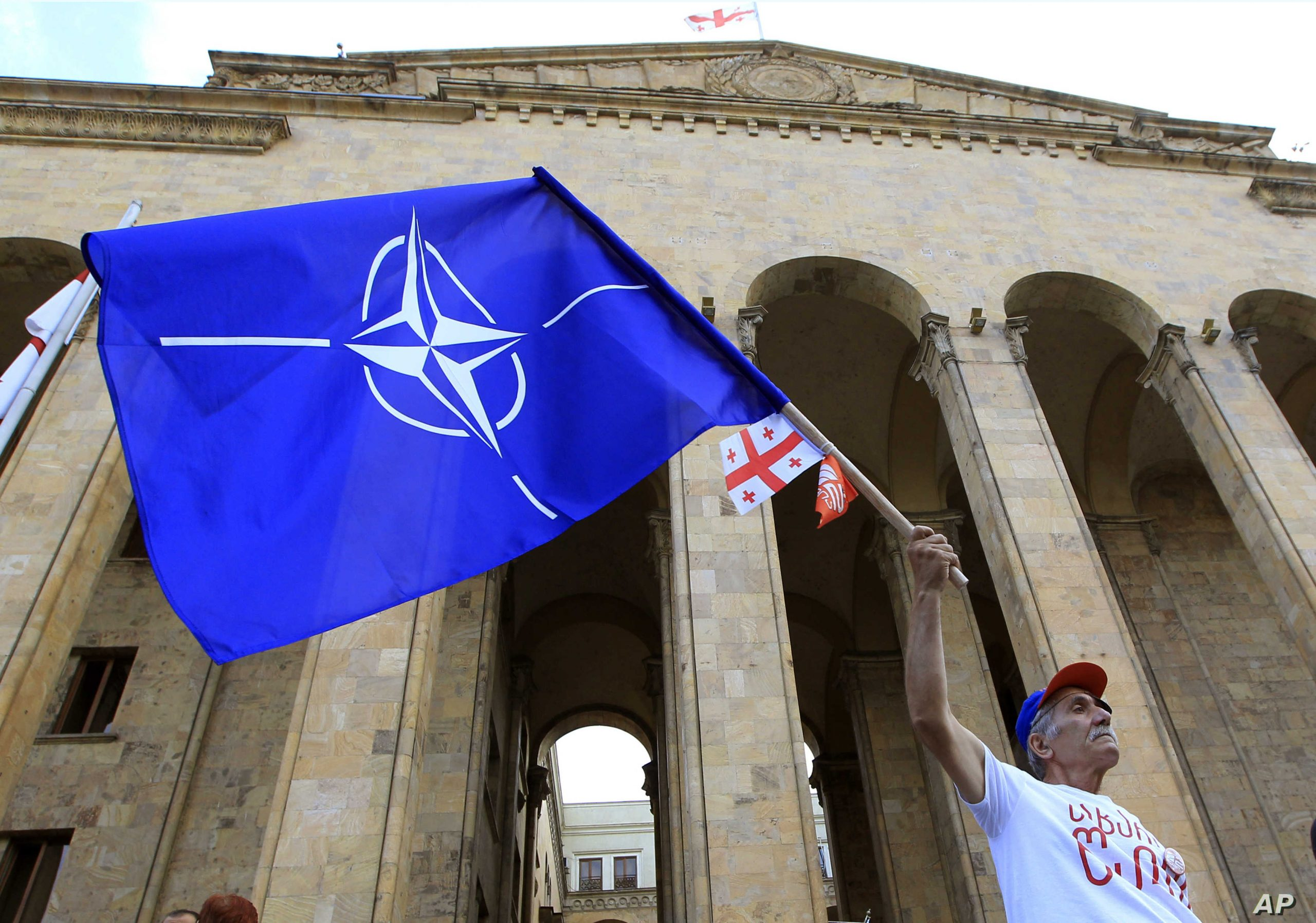 ap georgia nato scaled #новости Грузия-НАТО, парламент Грузии, Североатлантитческий альянс