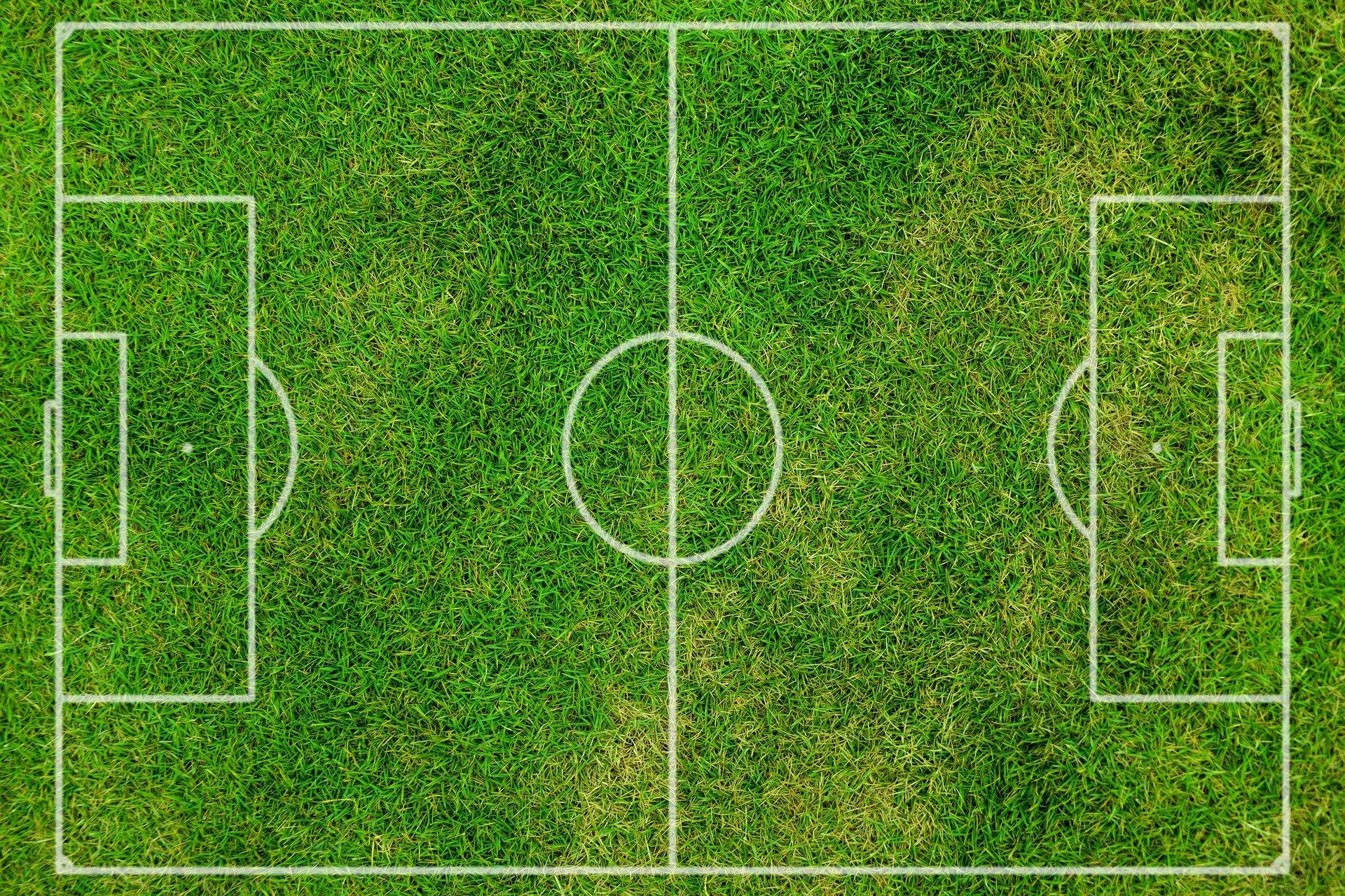 football pitch 320100 1920 #новости Грузия, Испания, футбол