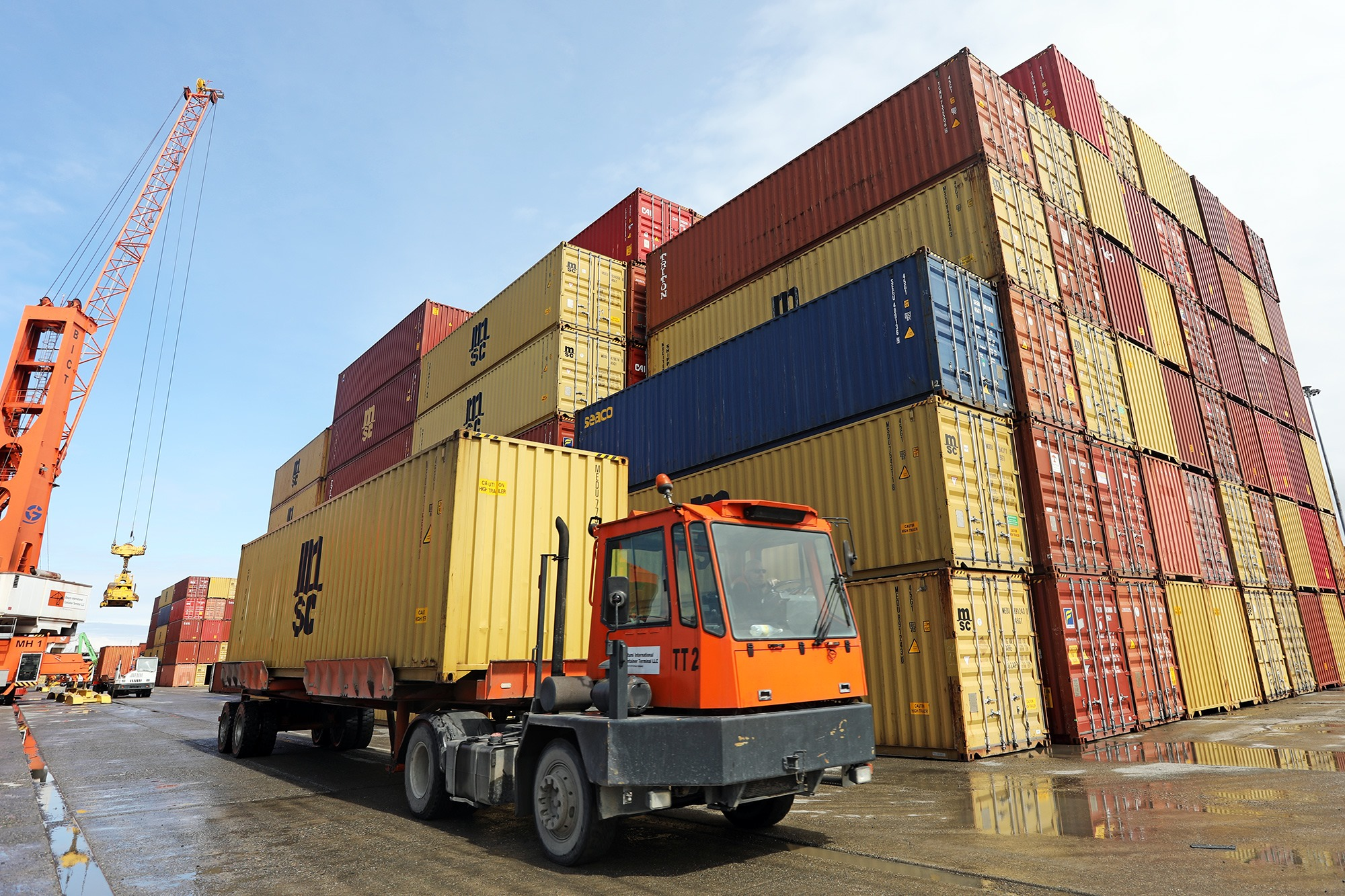 Batumi Ship Trade 2 импорт импорт