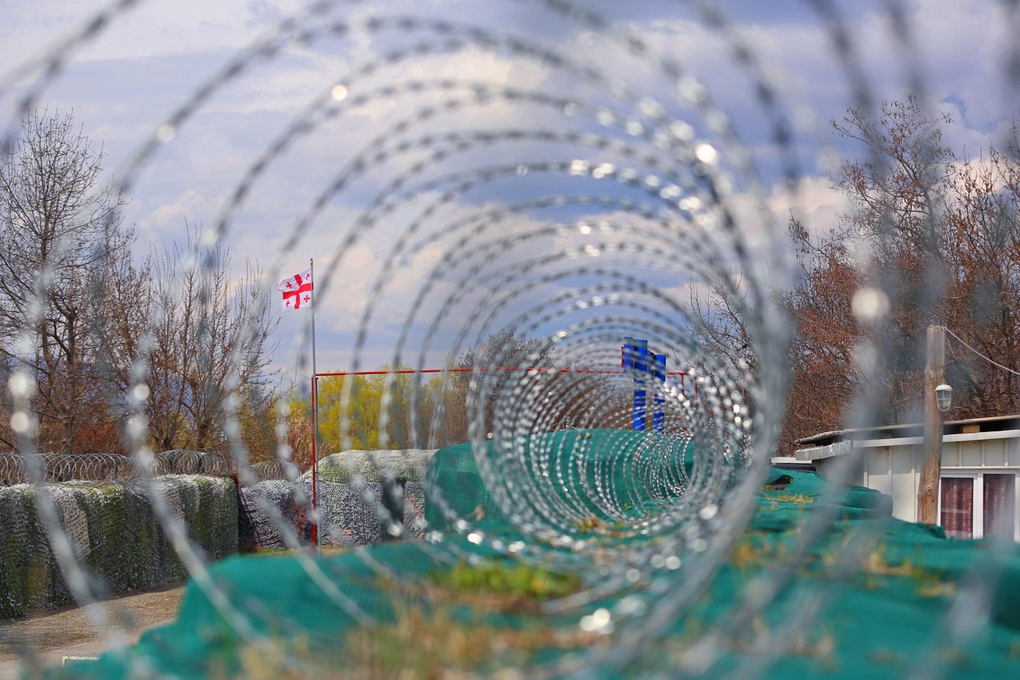Border 11 Южная Осетия. Цхинвальский регион Южная Осетия. Цхинвальский регион
