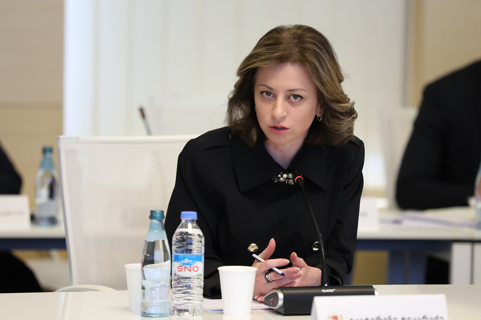 Ekaterina Tikaradze карантин карантин