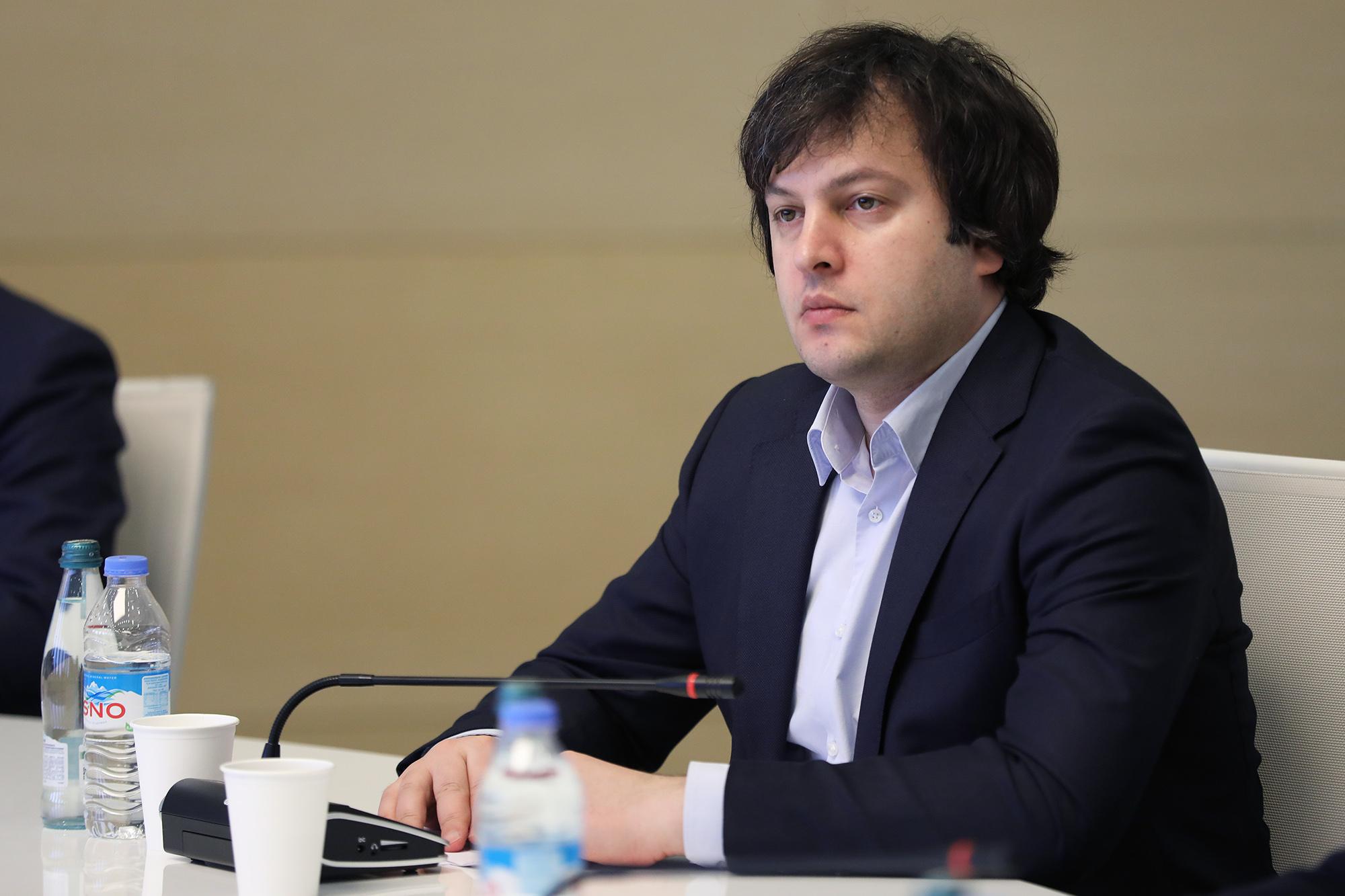 Irakli Kobakhidze 14 #новости Грузинская мечта, Дманиси, Ираклий Кобахидзе, Квемо Картли, МВД Грузи, полиция
