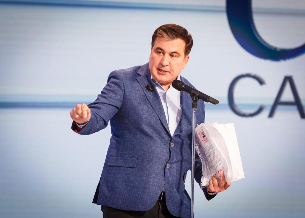 Mikhail Saakashvili 32 #новости Михаил Саакашвили