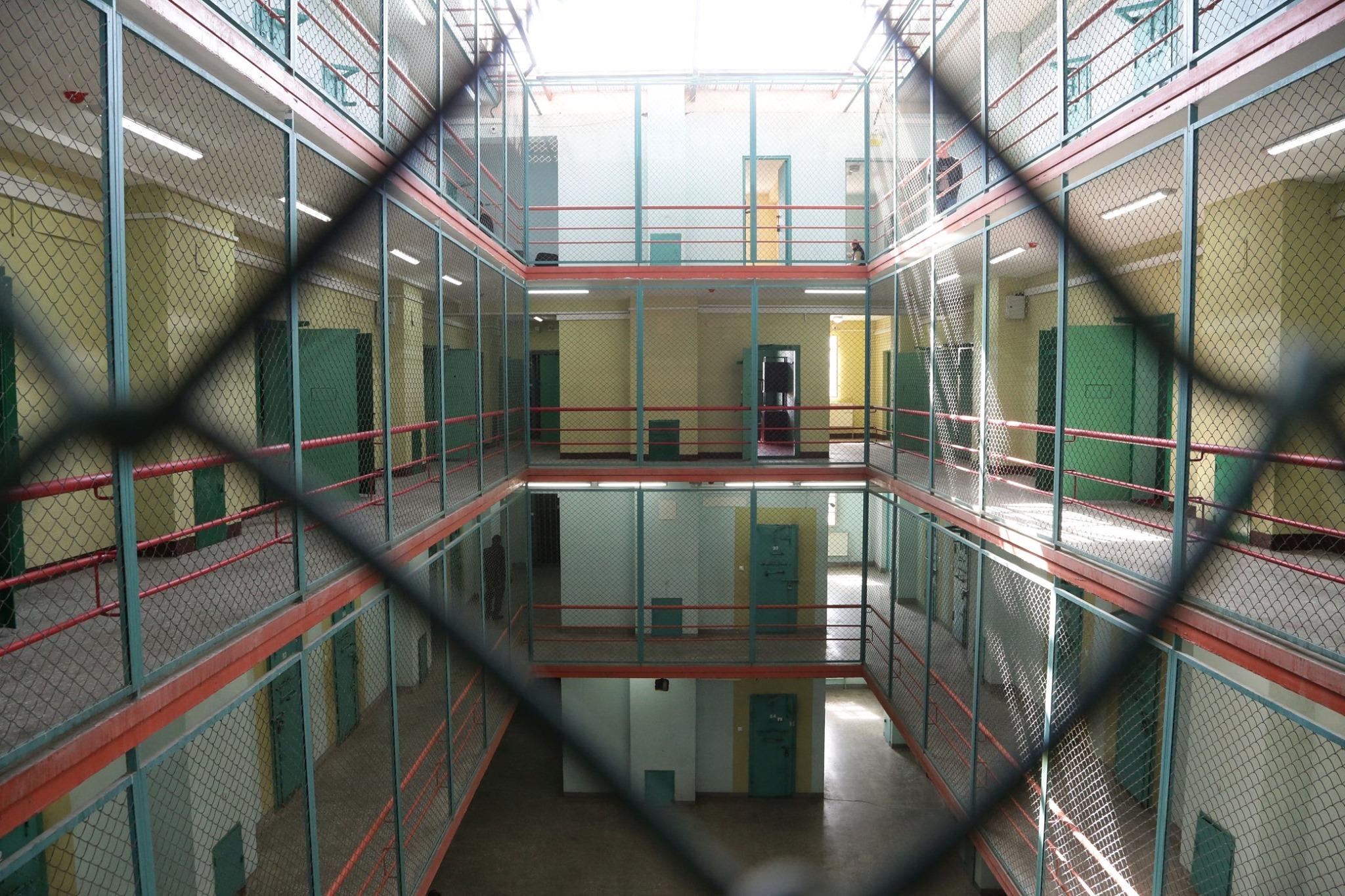 Prison #новости Covid-19, вакцинация, коронавирус, коронавирус в Грузии, пенитенциарная система