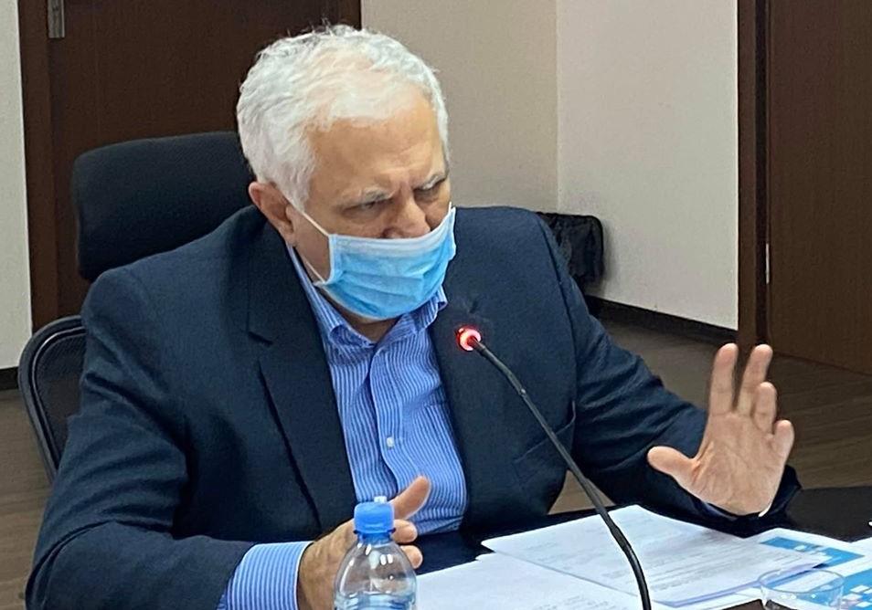 Amiran Gamkrelidze #новости Covid-19, Амиран Гамкрелидзе, коронавирус, коронавирус в Грузии