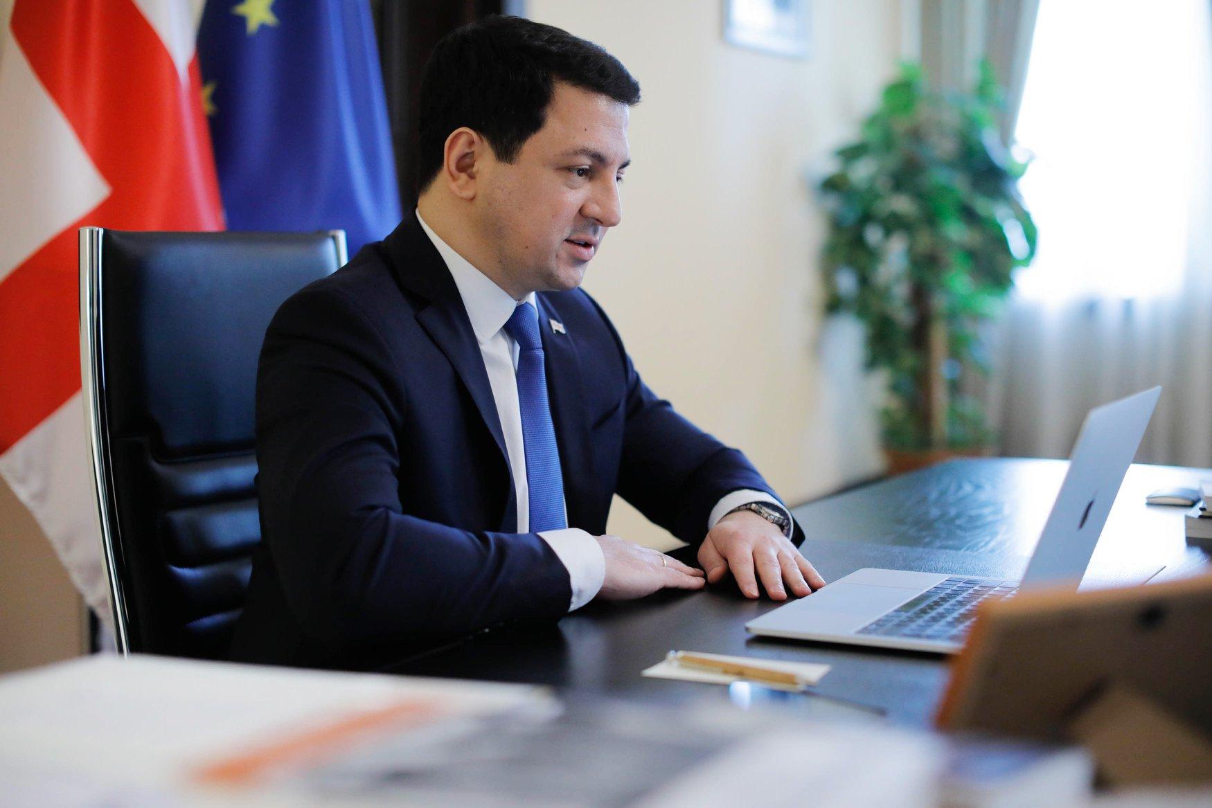 Archil Talakvadze 3 выборы выборы