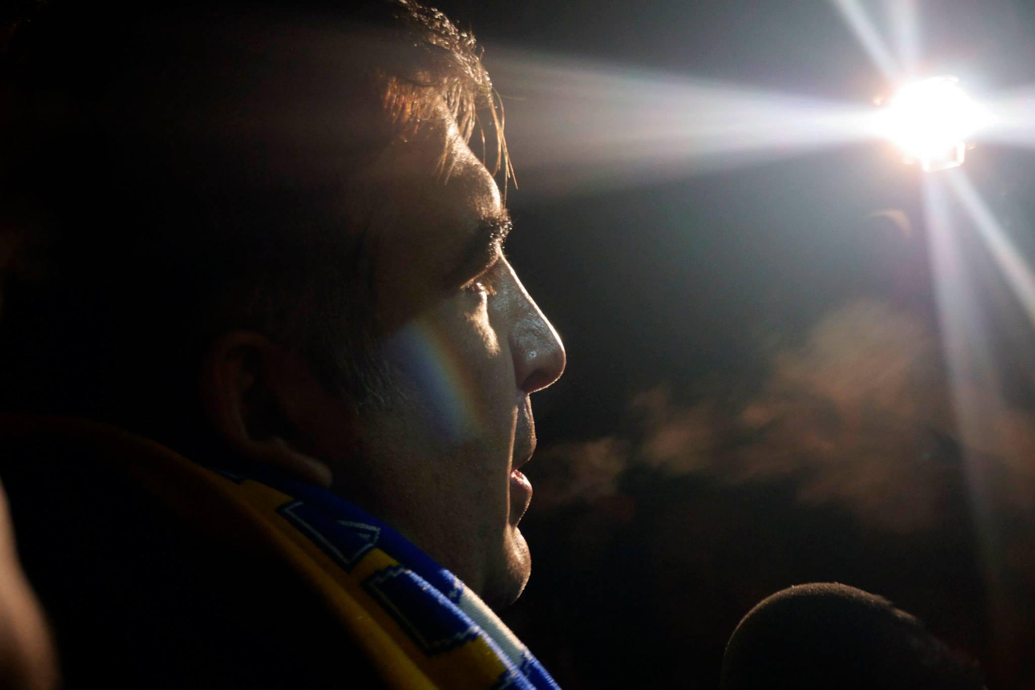Mikhail Saakashvili 43 #новости возвращение Саакашвили, выборы-2021, Михаил Саакашвили, Ника Мелия