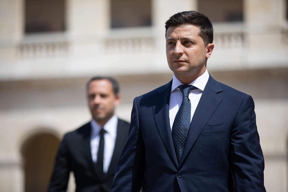 Vladimir Zelenskiy #новости Владимир Зеленский, возвращение Саакашвили