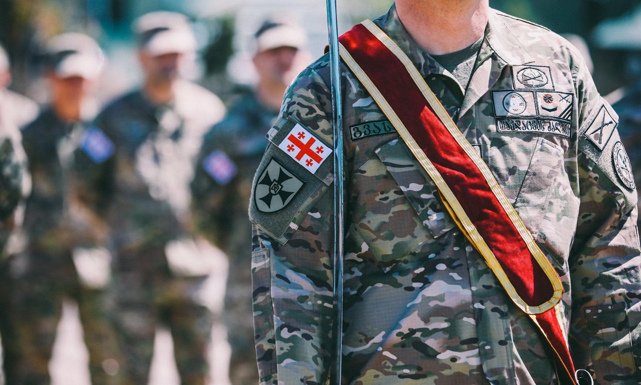Georgia Army Military 56 #новости грузинская армия, Ираклий Гарибашвили, Саломе Зурабишвили, Силы обороны