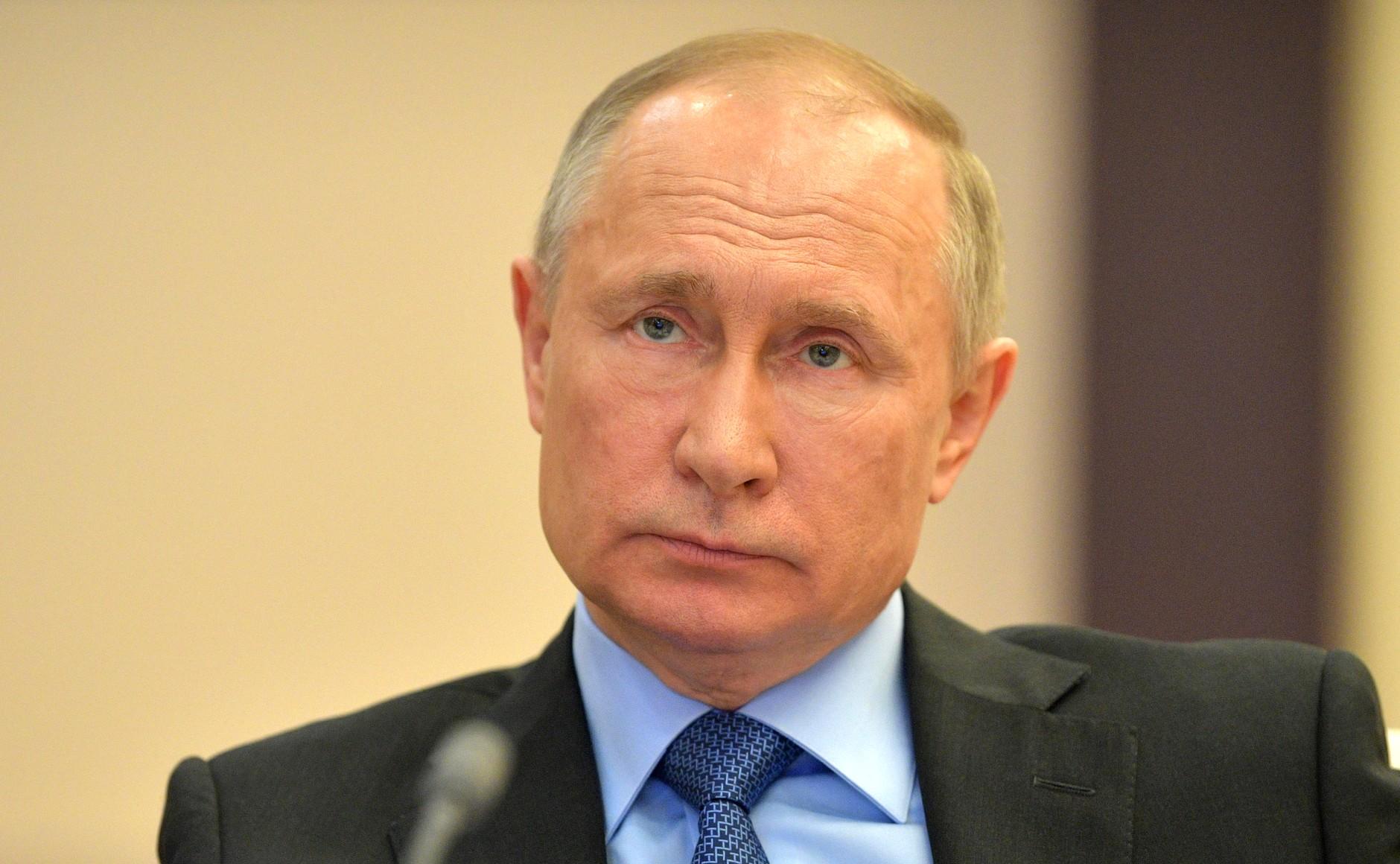 Vladimir Putin СССР СССР