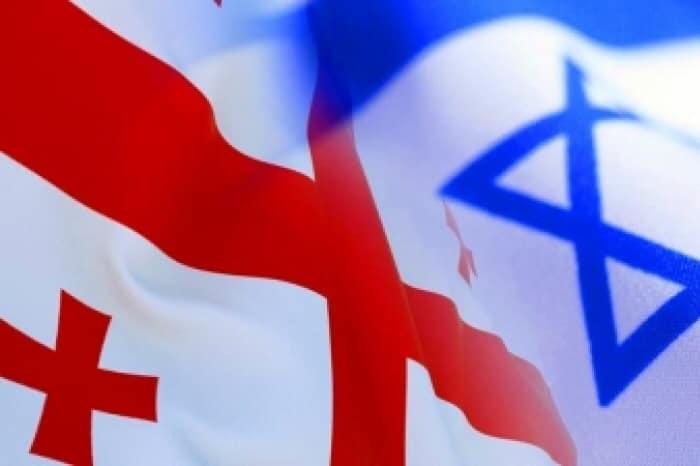 israel georgia flag зеленый коридор зеленый коридор