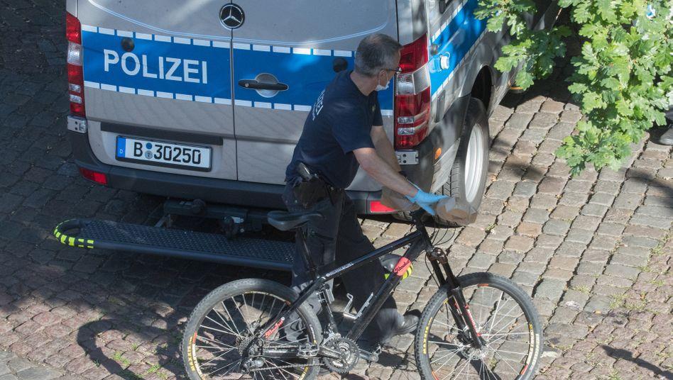 polizei #новости Der Spiegel, заказное убийство, Зелимхан Хангошвили