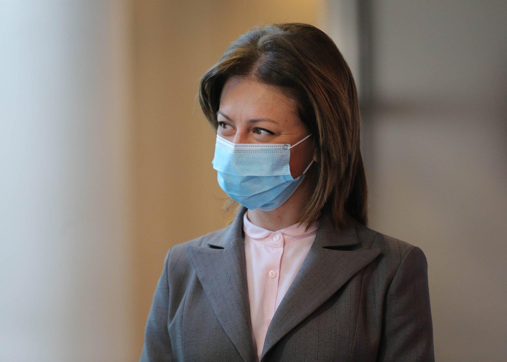 Ekaterine Tikaradze #новости Covid-19, Sinopharm, Екатерина Тикарадзе, коронавирус в Грузии