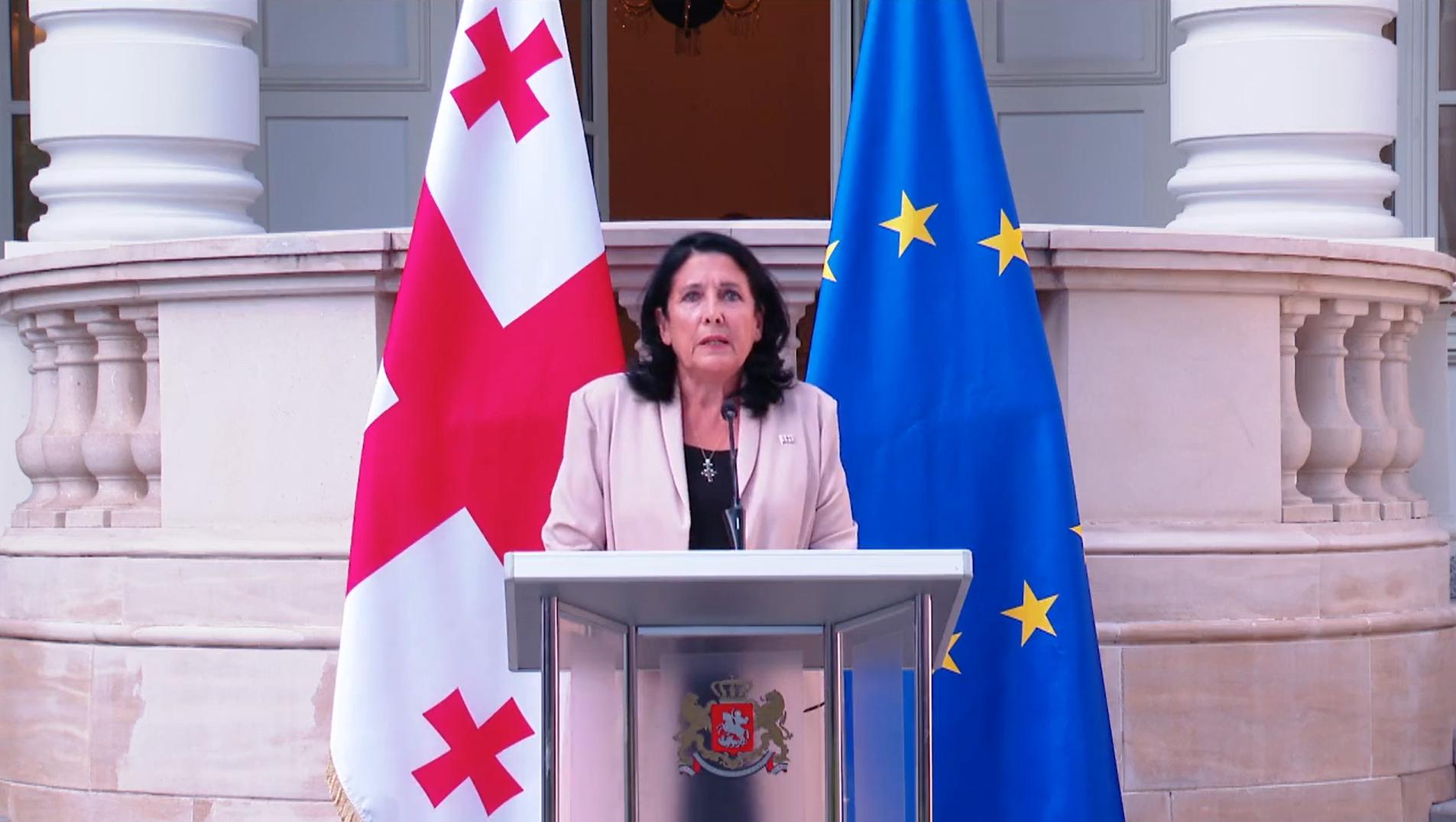 Salome Zourabishvili 3 e1596212669463 Президент Грузии Президент Грузии