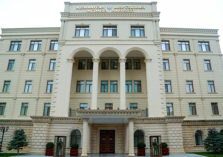 ministry of defence az вооруженное столкновение вооруженное столкновение