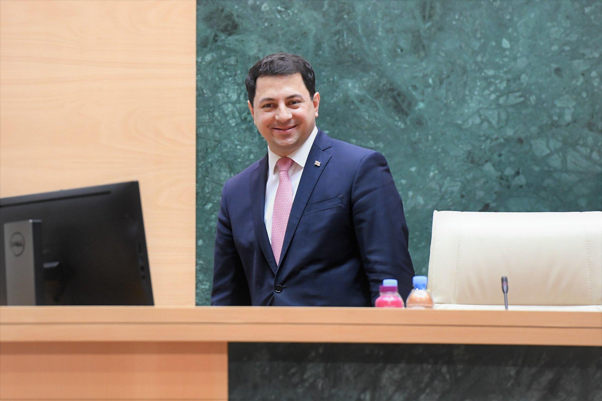 Archil Talakvadze 3 #новости Арчил Талаквадзе, Грузия, Кахетия, Международный оливковый совет, оливки
