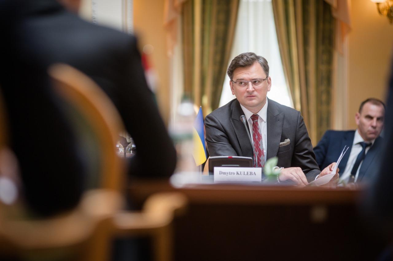 Dmitriy Kuleba #новости возвращение Саакашвили, Грузия-Украина, Дмитрий Кулеба, Михаил Саакашвили