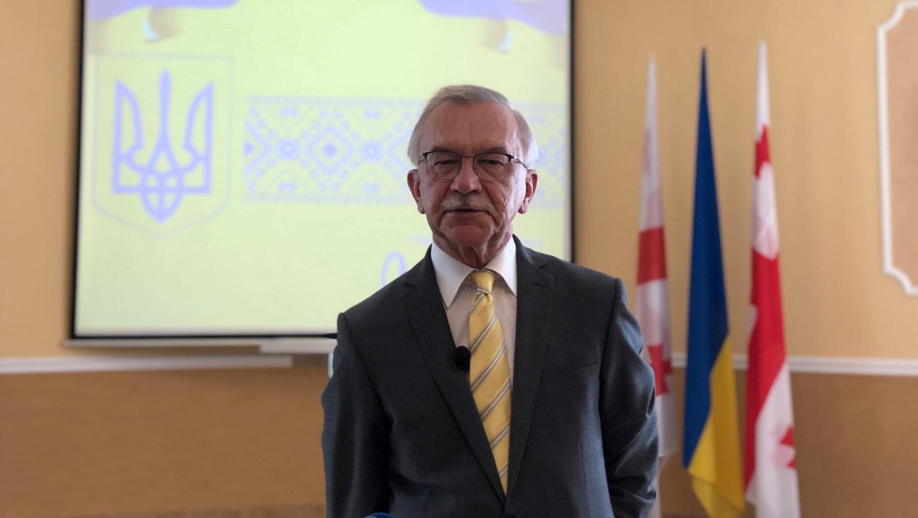Igor Dolgov 5 #новости Грузия-Украина, Игорь Долгов, украина