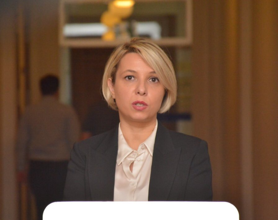 Nino Lomjaria #новости Михаил Саакашвили, Нино Ломджария