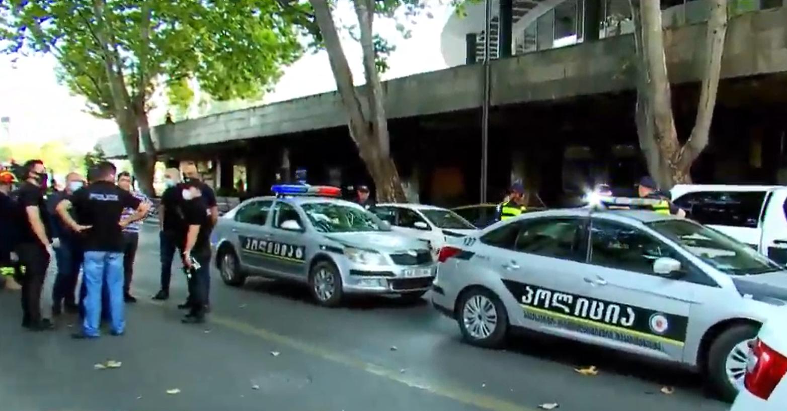 345898205 #новости взрыв, МВД Грузии