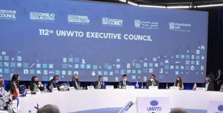 UNWTO Tbilisi Зураб Пололикашвили Зураб Пололикашвили