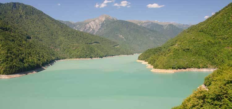 enguri ebrd #новости EBRD, Грузия, зеленый водород, соглашение