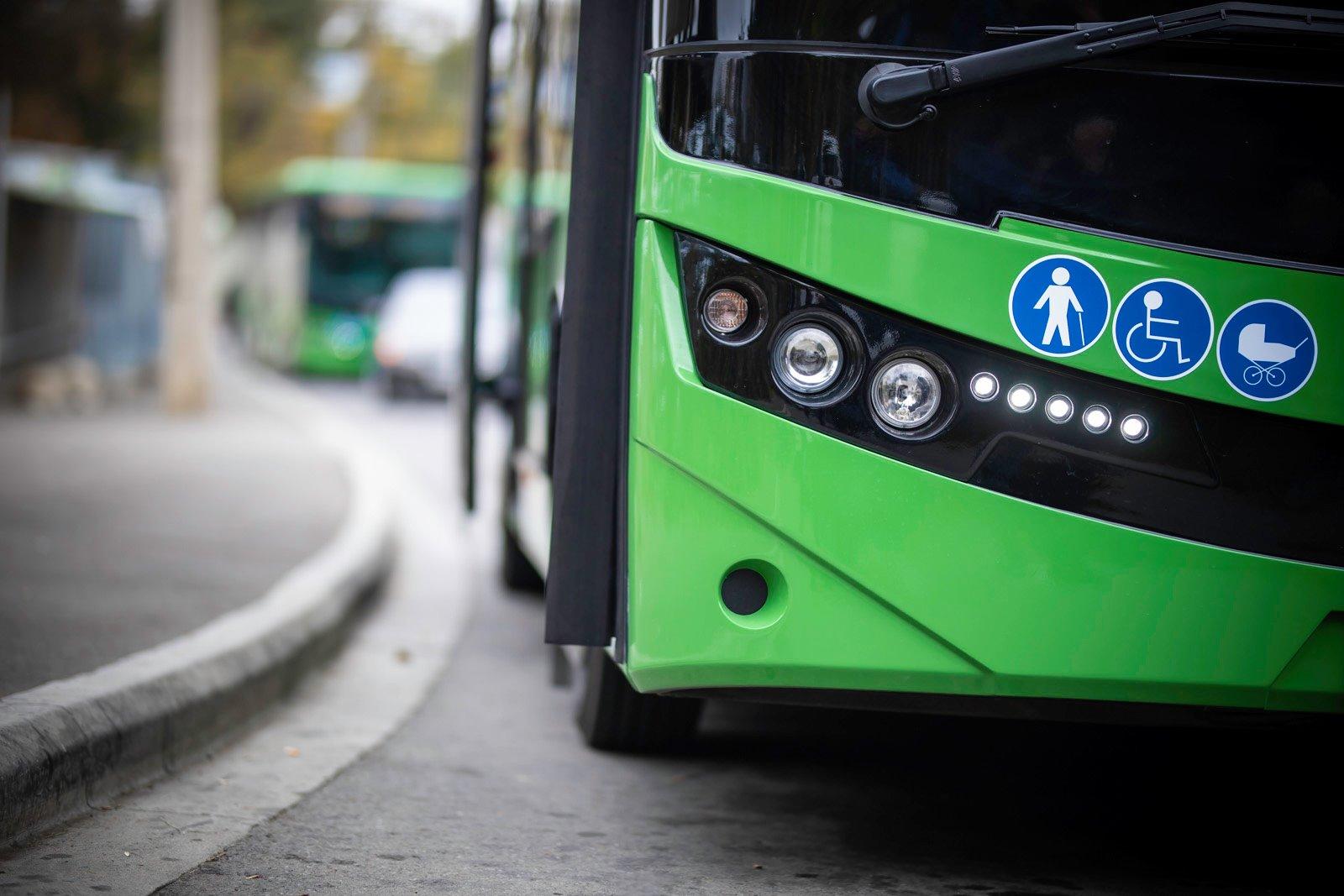 Bus #новости муниципальный транспорт