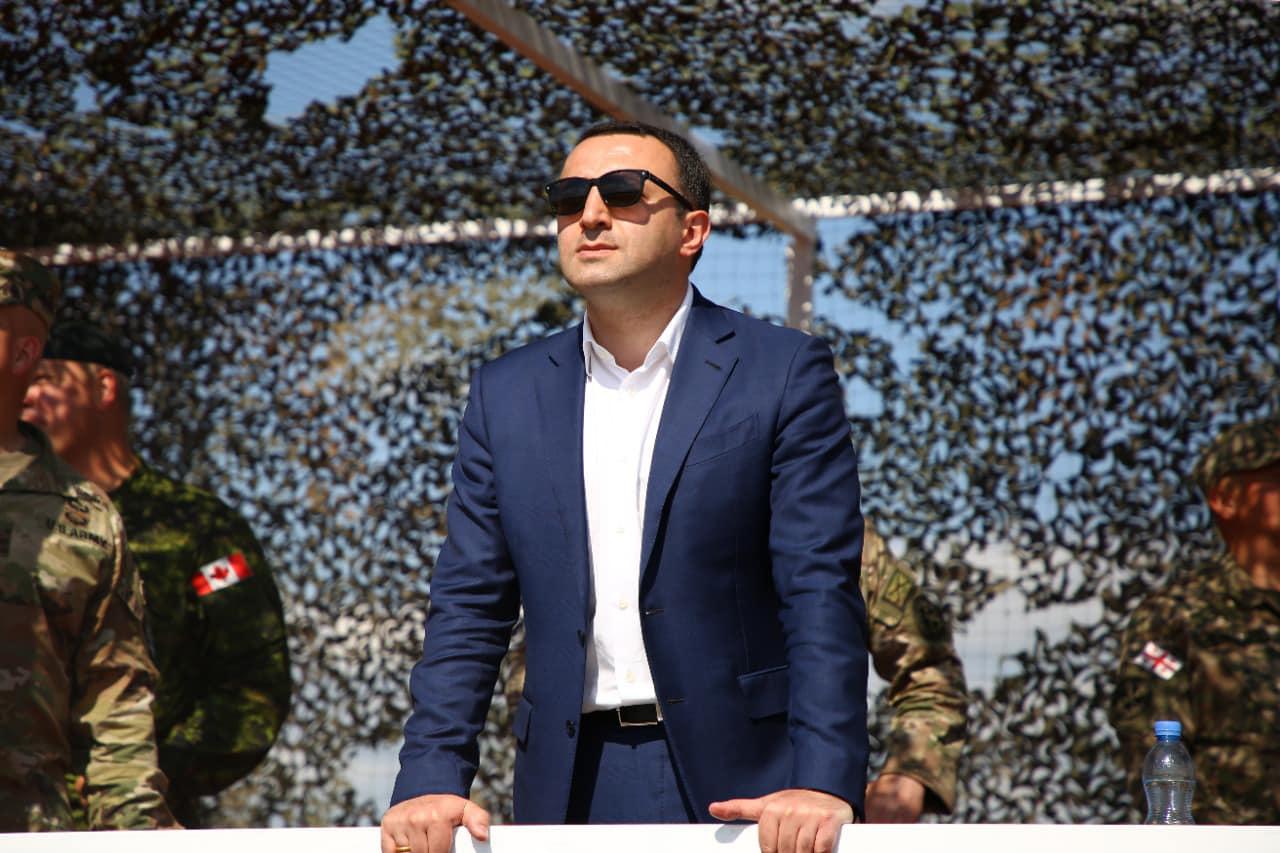 Irakli Gharibashvili #новости Tbilisi Pride 2021, Грузинская мечта, Ираклий Гарибашвили, Премьер-министр Грузии