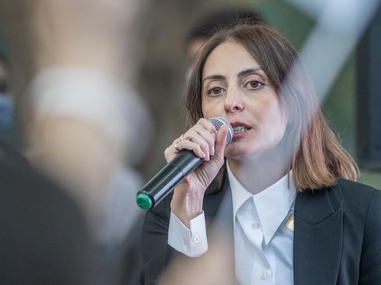 Khatia Dekanoidze 22 #новости выборы-2021, Единое Национальное Движение, Кутаиси, Хатия Деканоидзе