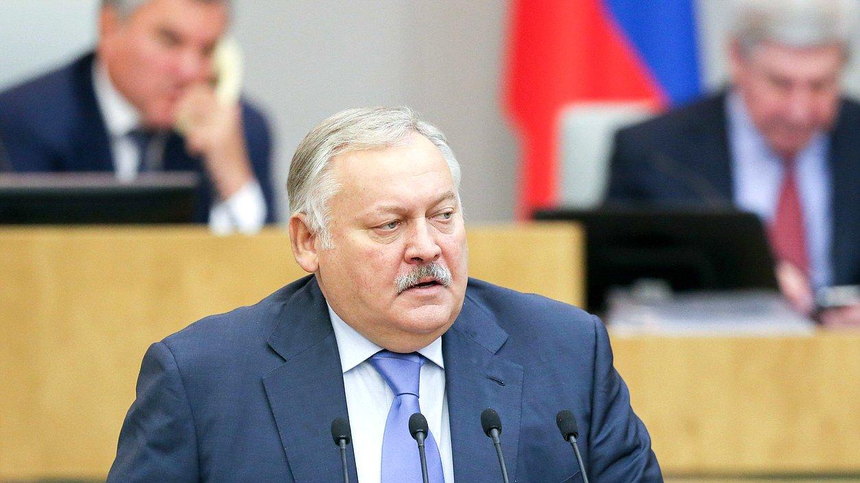 Konstantin Zatulin Госдума России Госдума России