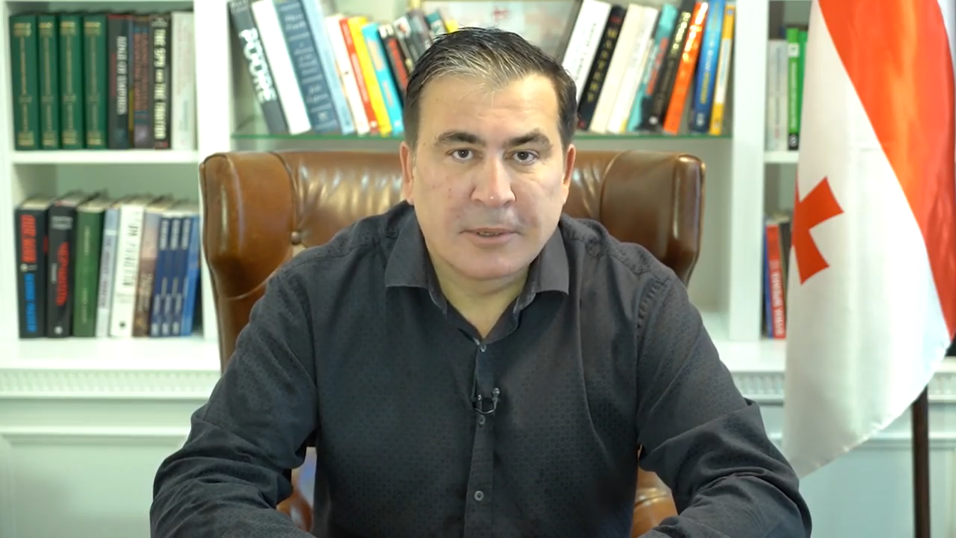 Mikheil Saakashvili 1 #новости ЛНР, Михаил Саакашвили