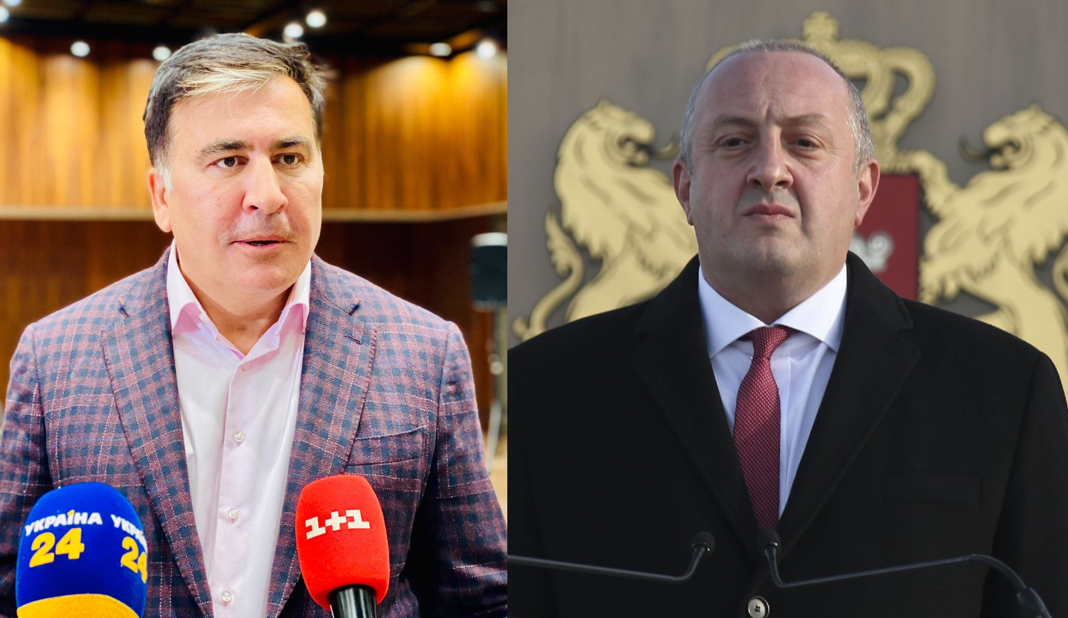 Saakashvili Margvelashvili #выборы-2020 Выборы 2020, Михаил Саакашвили