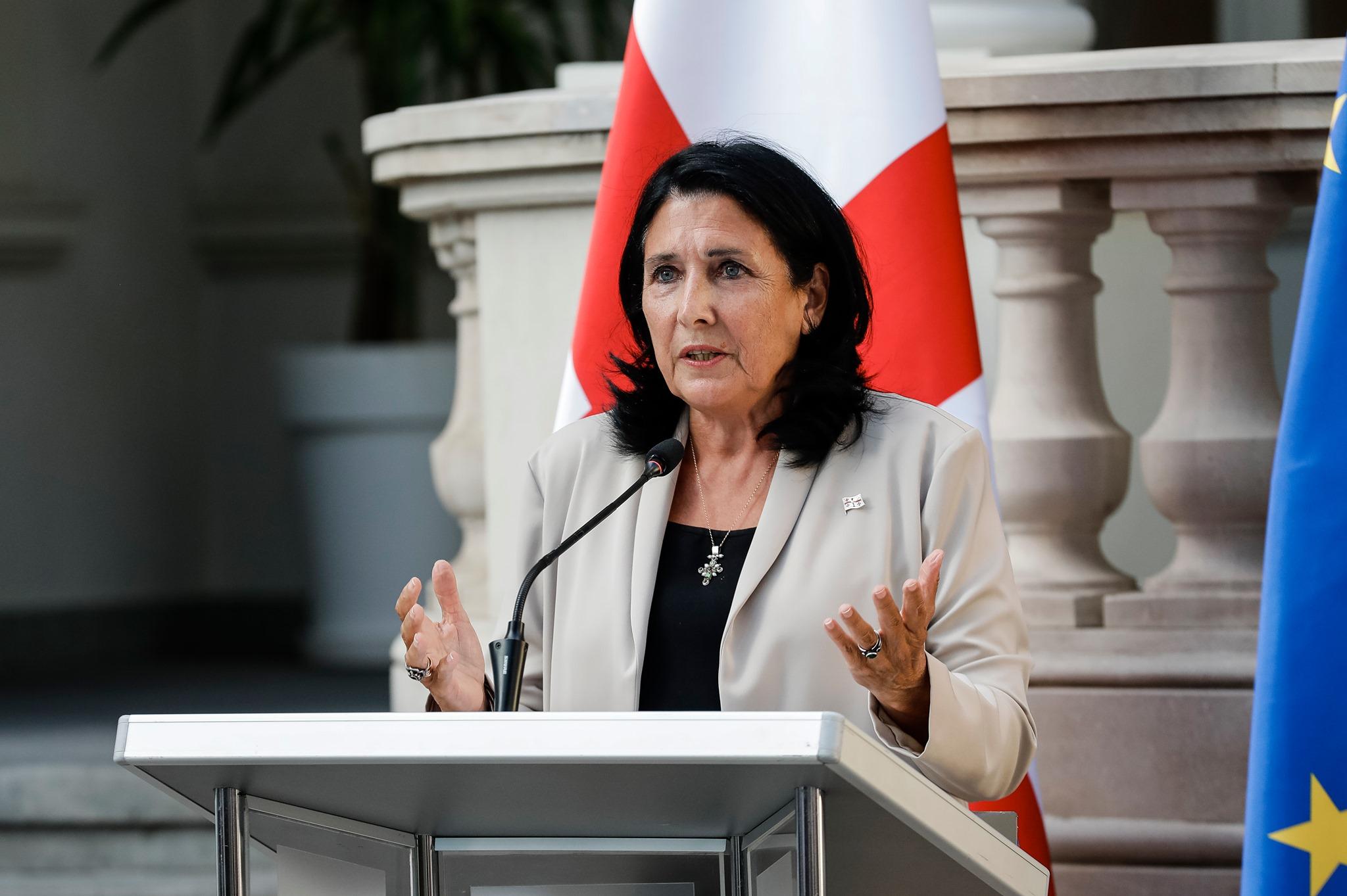 Salome Zourabishvili 55 #новости «Талибан», Афганистан, Грузия-Венгрия, Саломе Зурабишвили