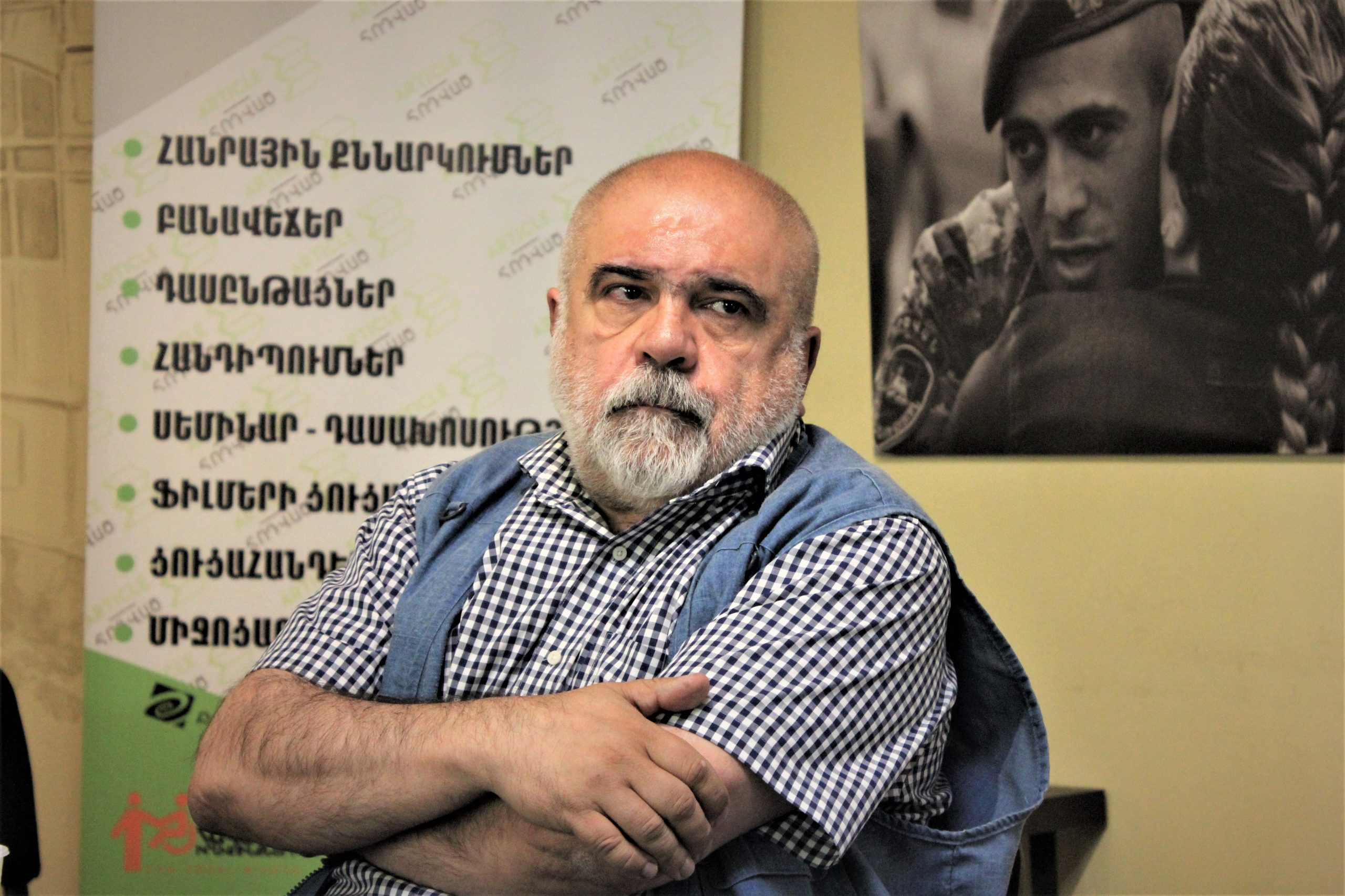 Alexander Iskandaryan scaled #интервью featured, Александр Искандарян, карабахская война, Нагорный Карабах, Никол Пашинян, Турция