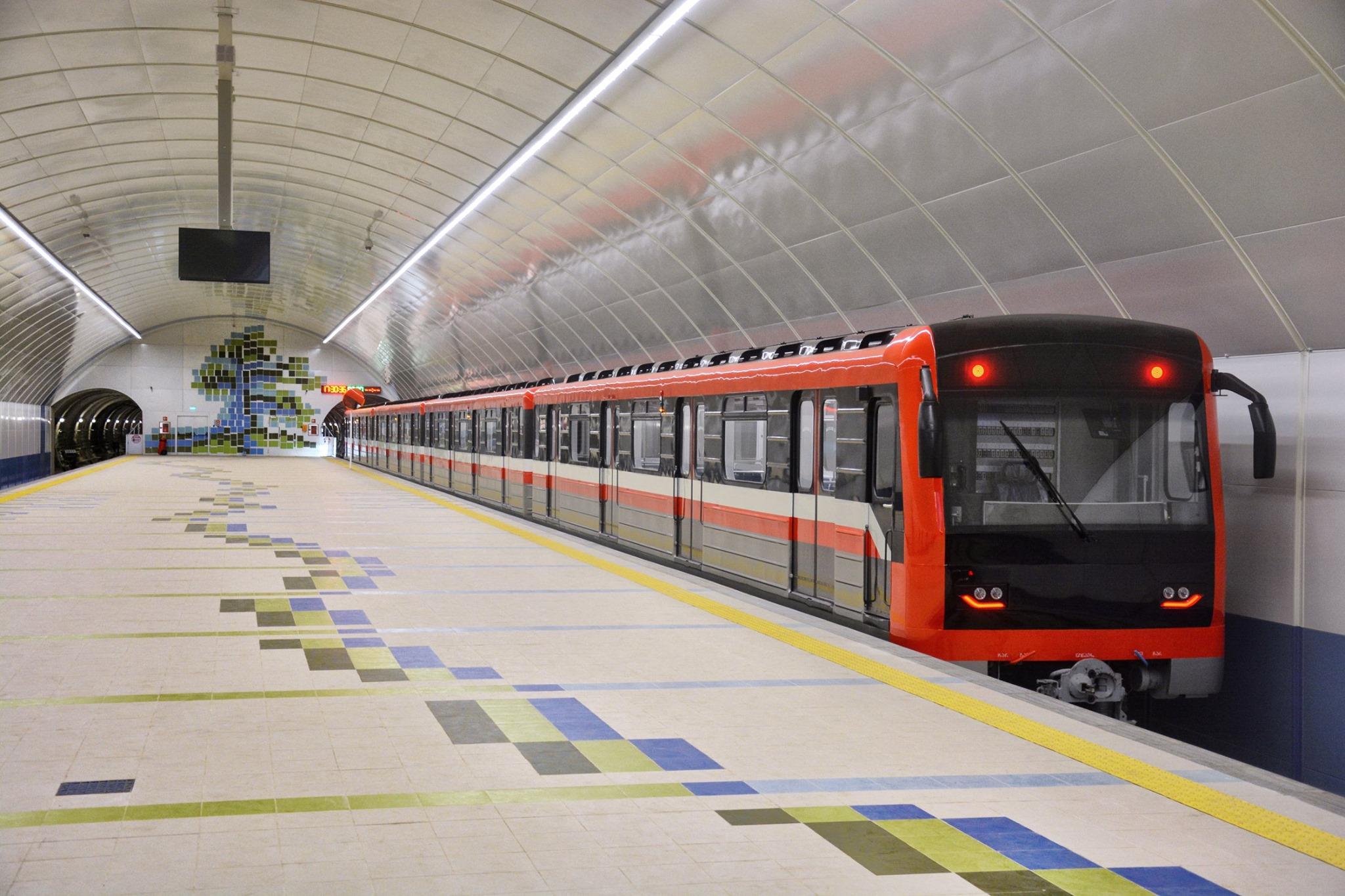 Metro метро метро