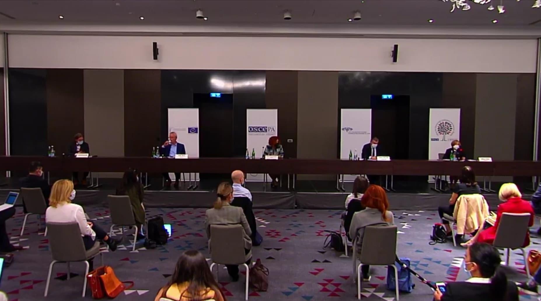 OSCE ODHIR ecelctions2020 georgia #выборы-2020 Выборы 2020, ОДИР, парламентские выборы, ПАСЕ, посольство США