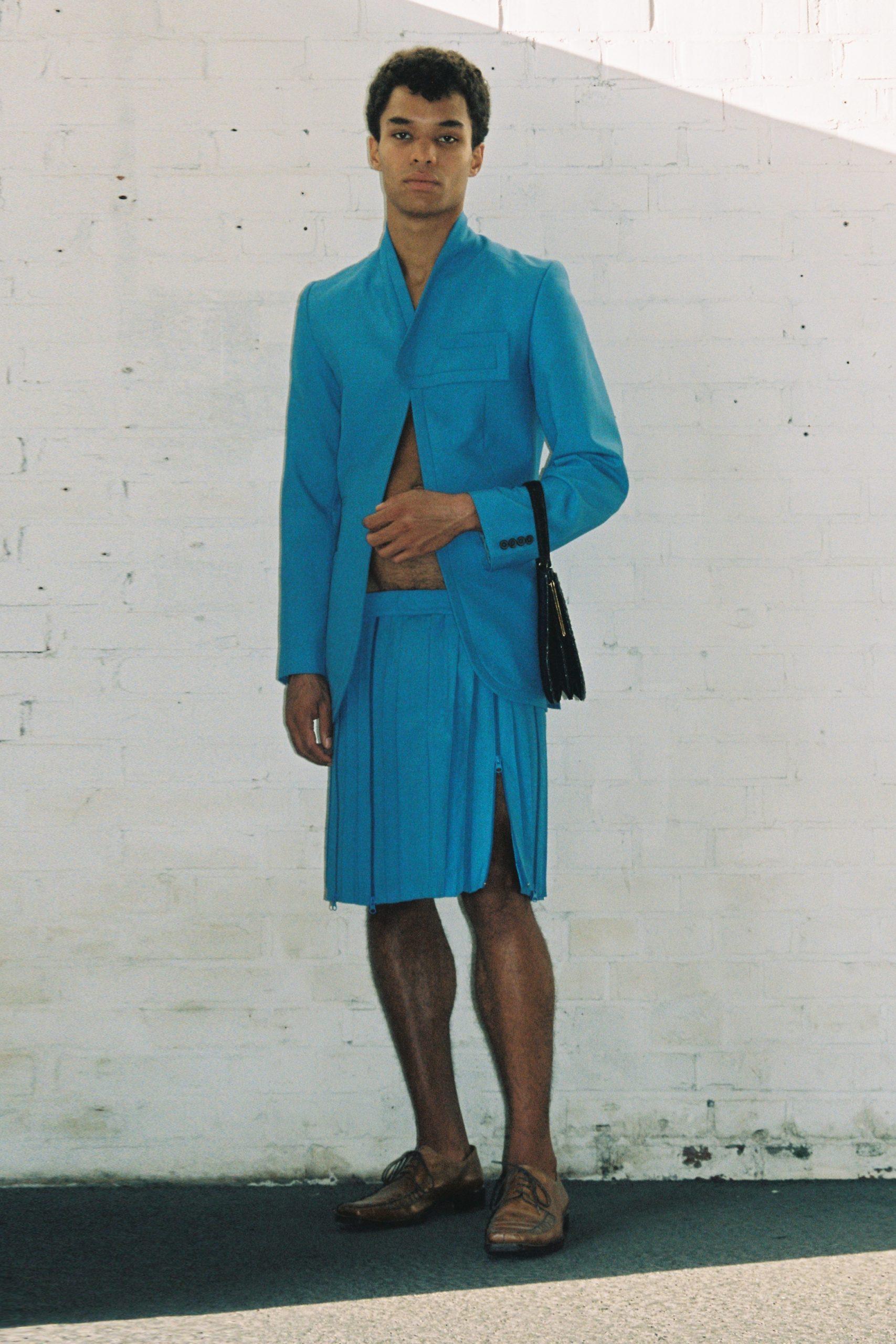 SITUATIONIST SS 21 LOOK 7 scaled 1 #fashion «Mercedes-Benz Fashion week Tbilisi», George Keburia, MATÉRIEL, Situationist, Георгий Кебурия, Ираклий Русадзе, мода, София Чкония, Тико Паксашвили, фэшн
