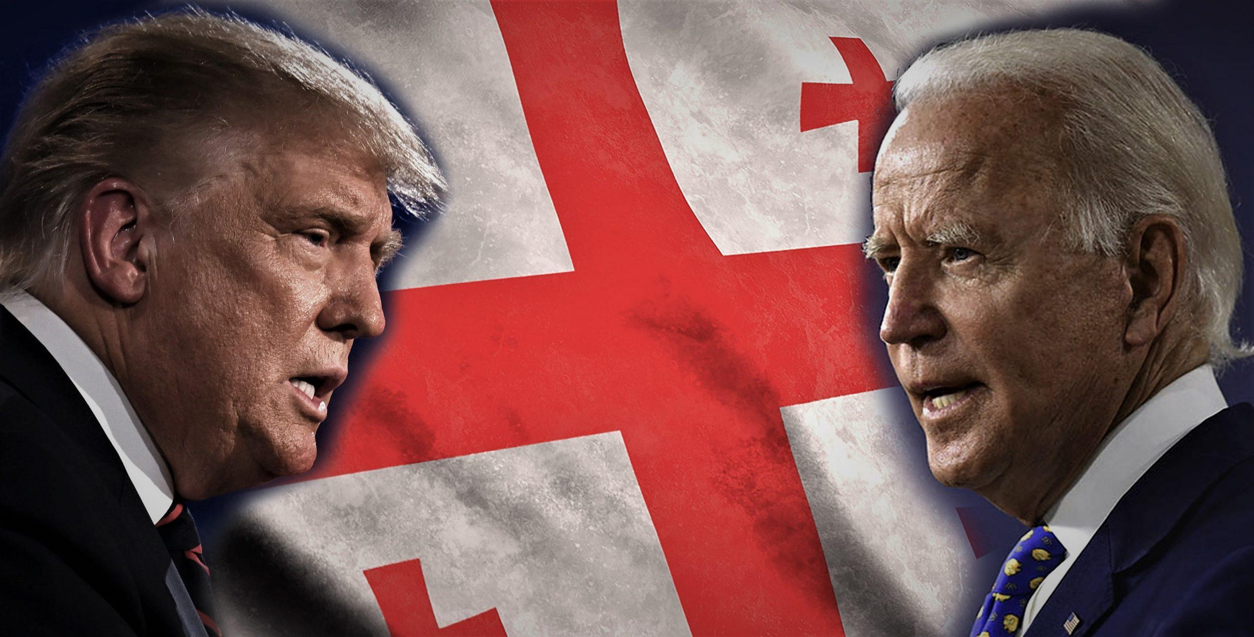 TRUMP BIDEN 2 scaled #политика featured, выборы в США, Грузия-США, Джо Байден, Дональд Трамп