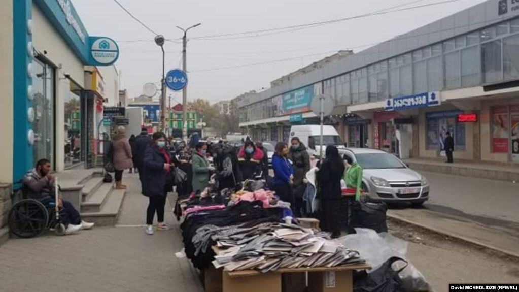 Rustavi market неправительственный сектор неправительственный сектор
