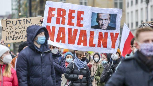 117089900 gettyimages 1230747773 Новости BBC Алексей Навальный, евросоюз, Россия, список Навального