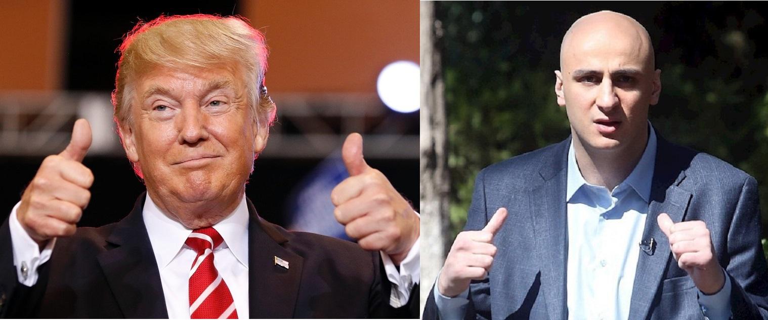 34626235 #новости Адам Кинзингер, Дональд Трамп, кризис Мечты, Мамука Мдинарадзе, Ника Мелия