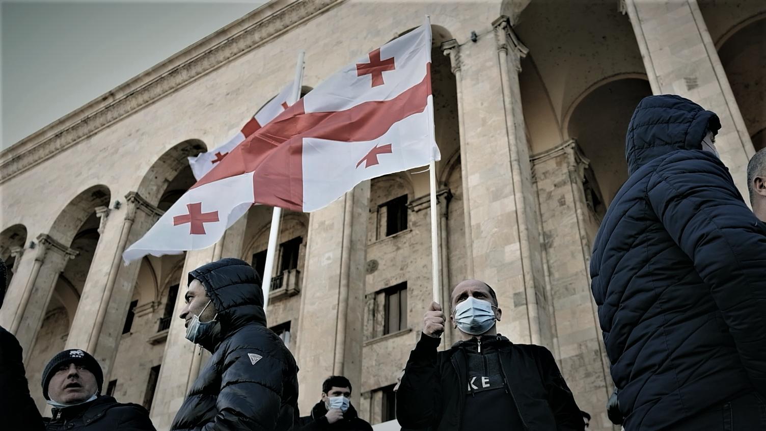 3525232 #политика featured, Бидзина Иванишвили, Грузинская мечта, кризис Мечты, Ника Мелия