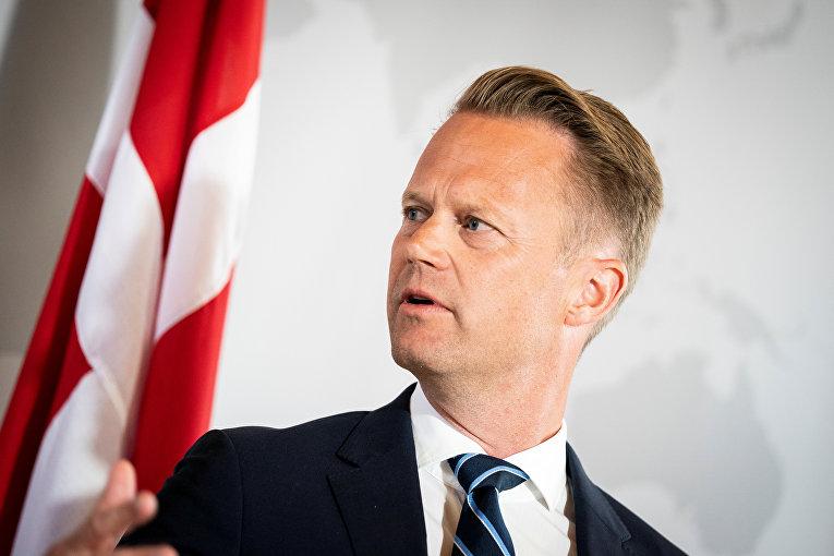 Cofod Ieppe Дания Дания