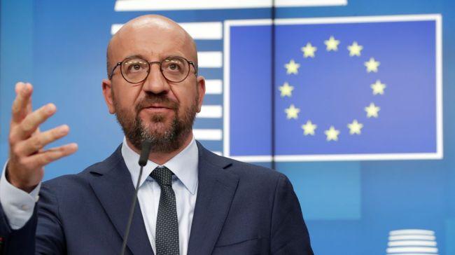 EU charle michael президент Европейского совета президент Европейского совета