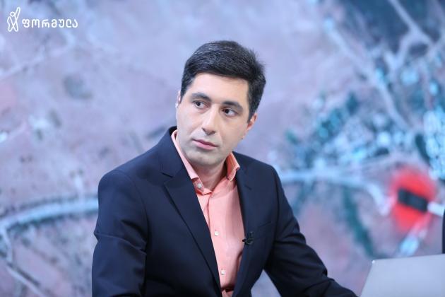 Vakho Sanaia #новости Formula, Вахо Саная, нападение, тбилисский городской суд