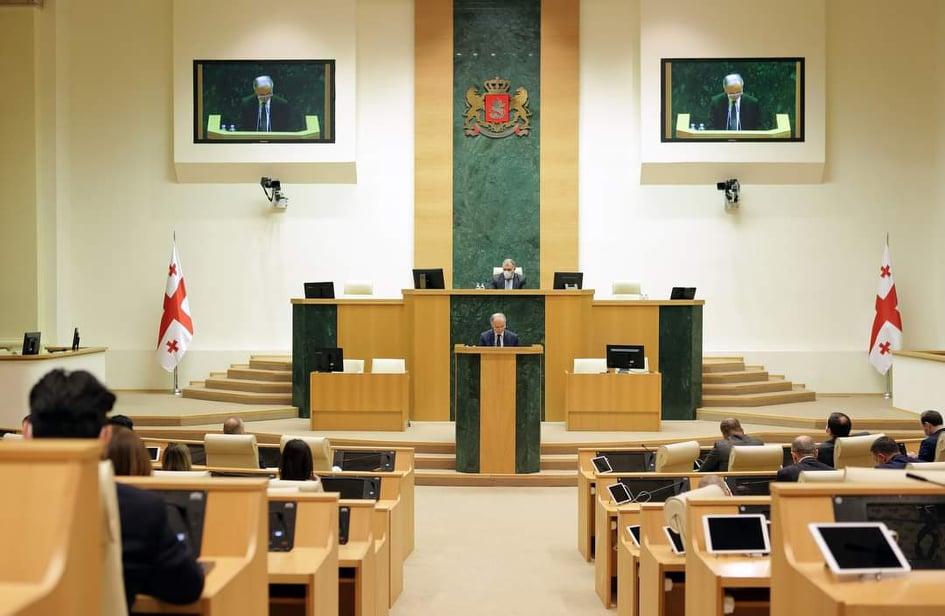 gocha lortkipanidze parliament амнистия амнистия