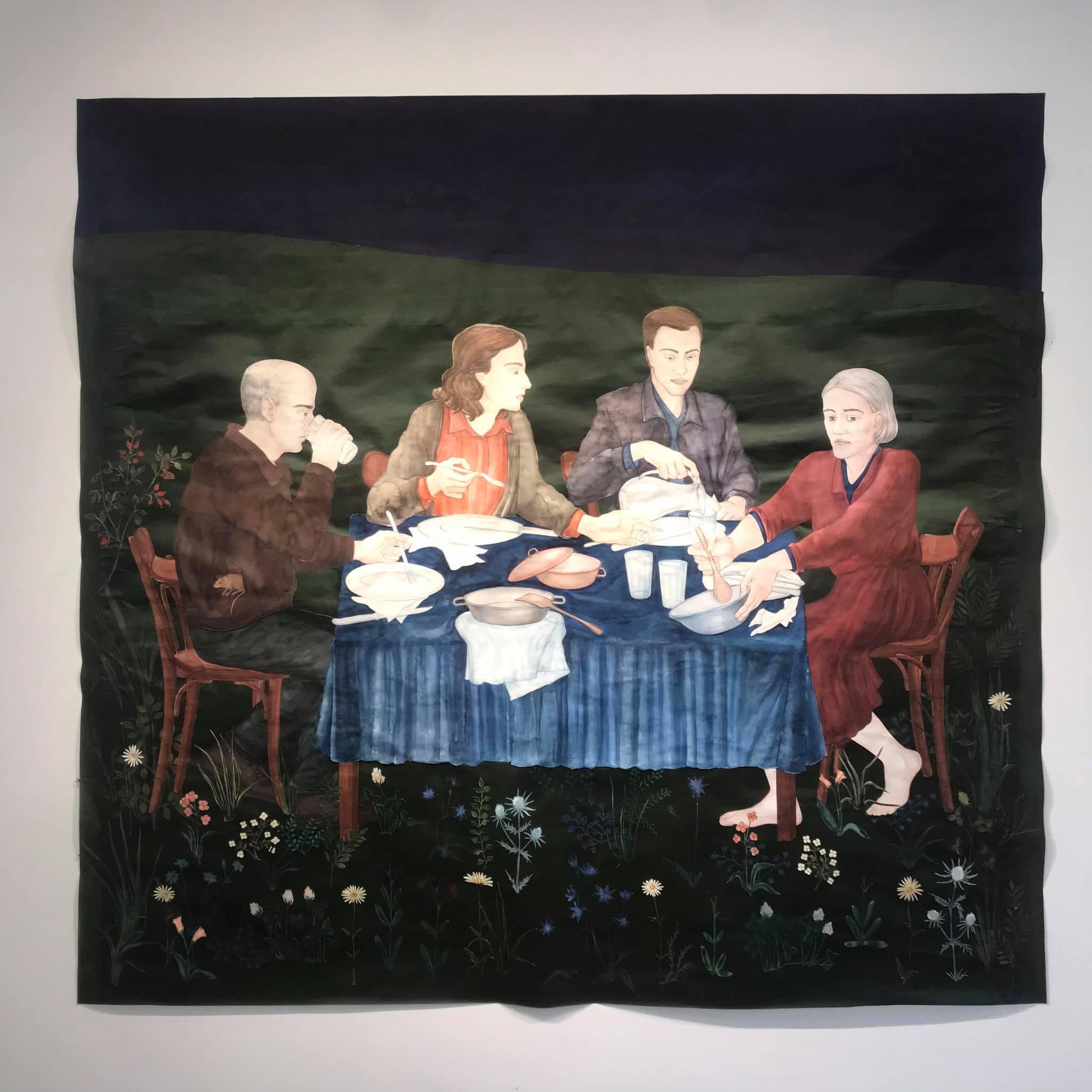 156058367 3956620171061475 3242911742455078880 n грузинская художница грузинская художница